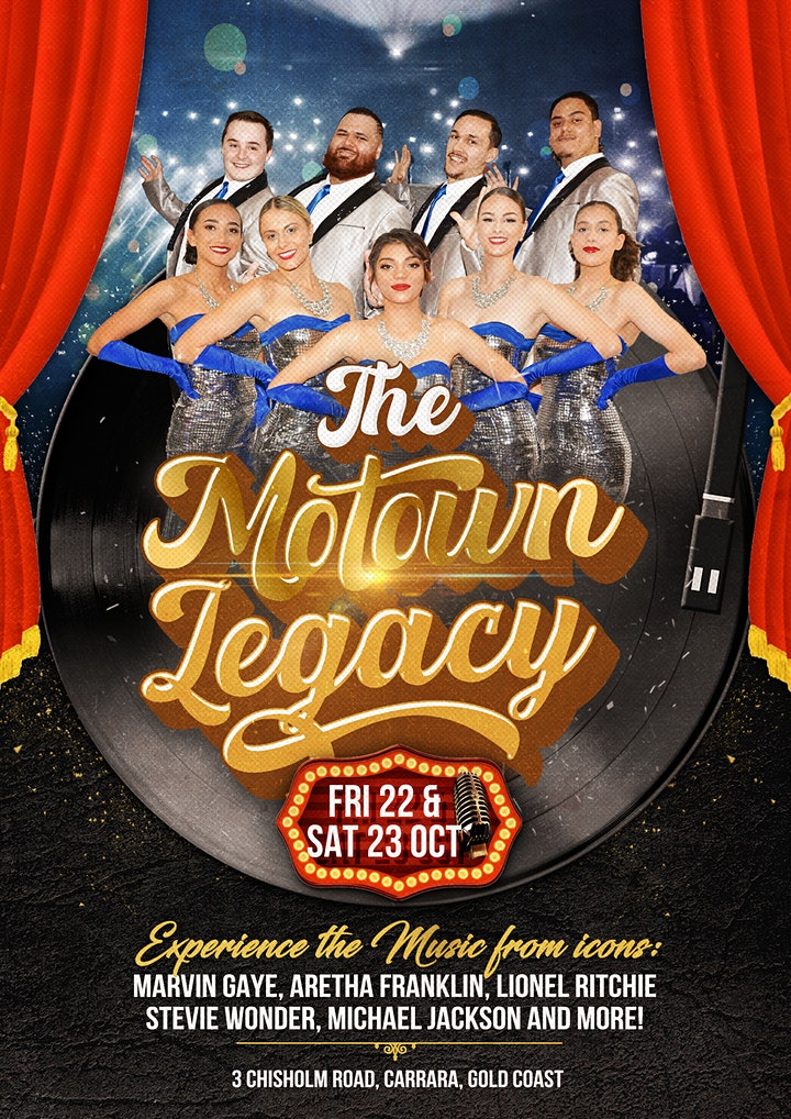 The Motown Legacy image