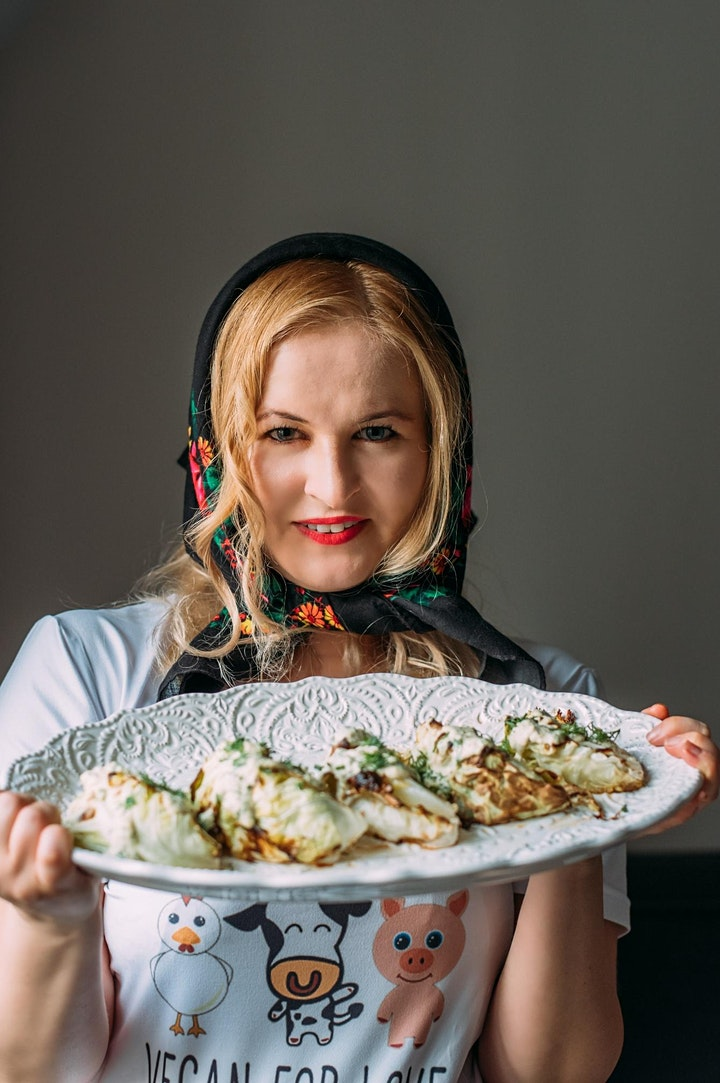 Food Tour around Poland with 6-course Plant Based Meal Delivery image
