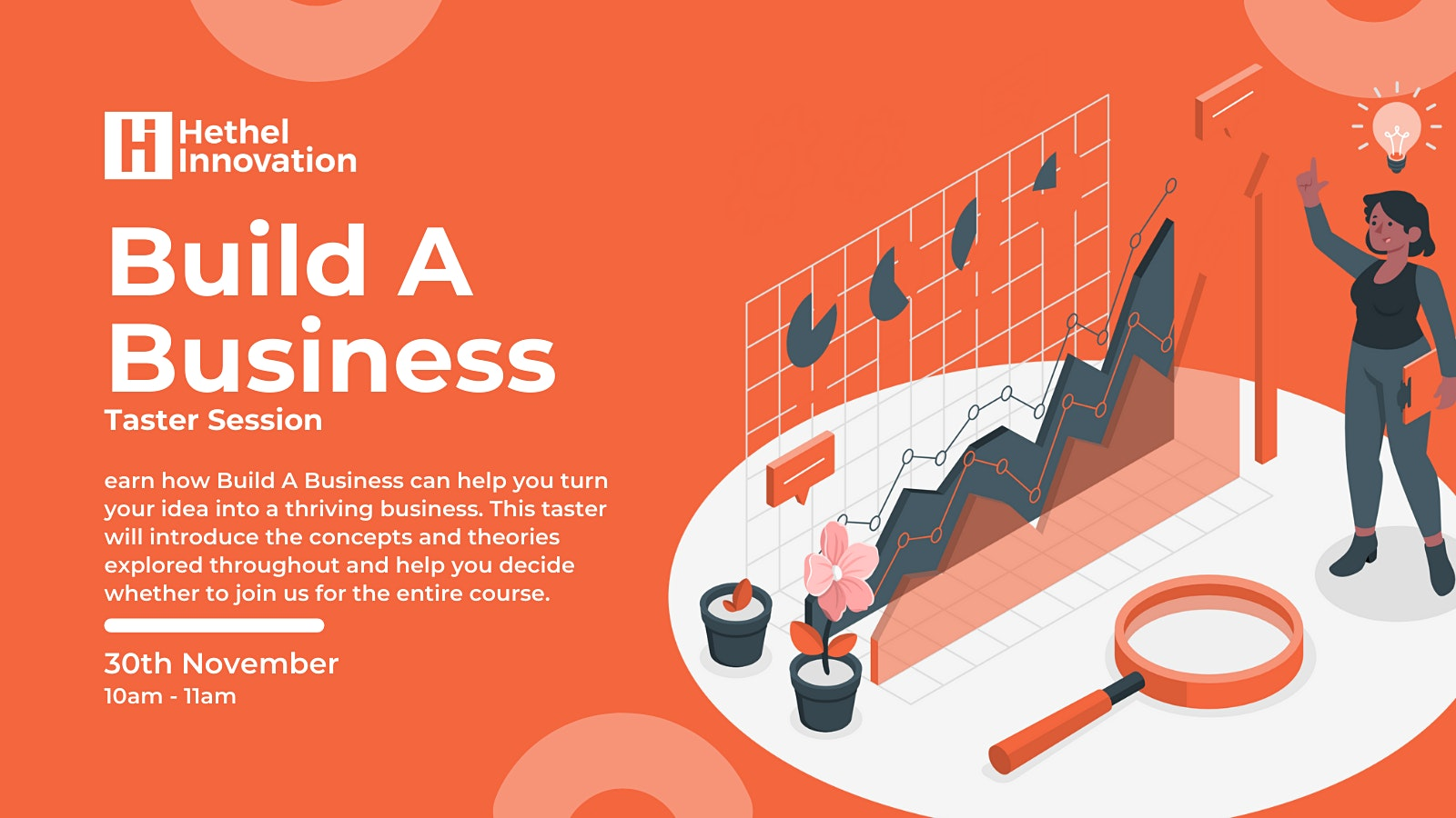 Build A Business: Taster