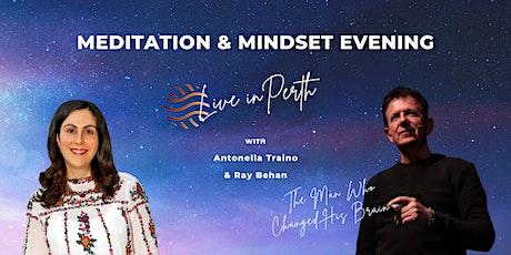 Meditation & Mindset Workshop - Perth tickets