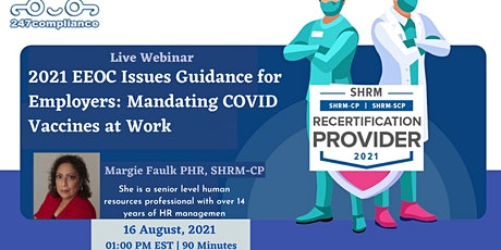 2021 EEOC Issues Guidance for Employers: Mandating COVID Vaccines at Work tickets