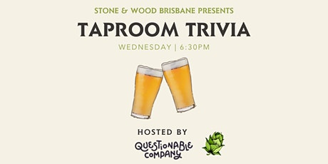 Trivia at Stone & Wood Brisbane tickets