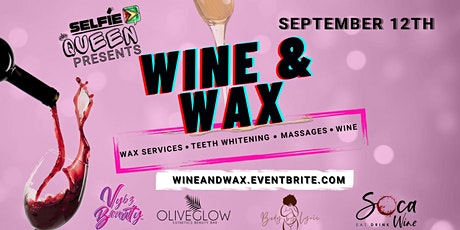Wine and Wax tickets