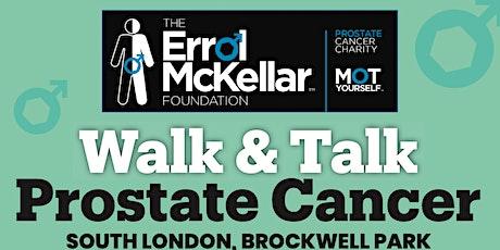 Walk & Talk - Prostate Cancer   5K Charity Walk tickets