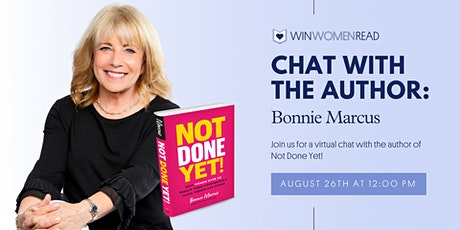 A Chat with the Author: Bonnie Marcus tickets