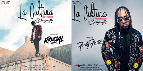 La Cultura Hollywood Thursday at Dragonfly tickets