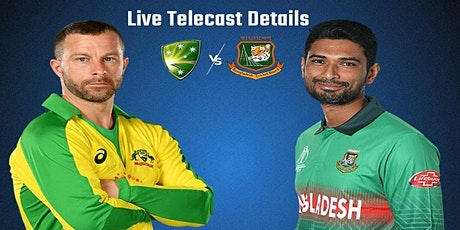 StREAMS@>! (LIVE)-AUS v BAN LIVE ON 3 August 2021 tickets