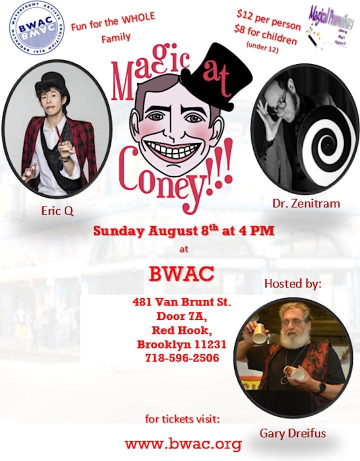 Magic at BWAC! image
