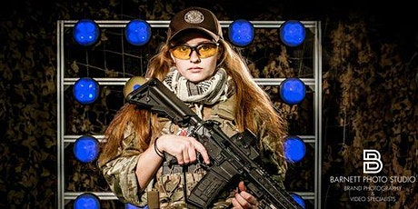 Adventure at Thunder Park Airsoft tickets