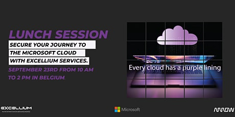 Secure Your Journey to the Microsoft Cloud with Excellium Services tickets