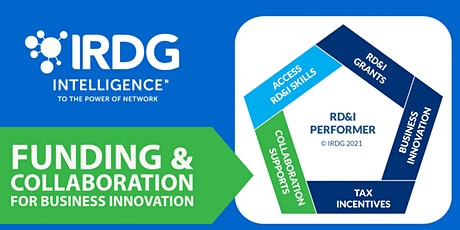 Funding & Collaboration for Business Innovation tickets