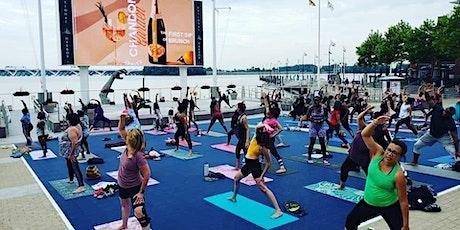 Saturday Morning Yoga at National Harbor tickets