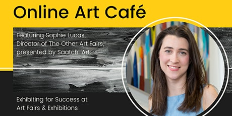 VAA Art Café:  Exhibiting for Success at Art Fairs & Exhibitions tickets