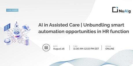 AI in Assisted Care   Unbundling automation opportunities in HR function tickets