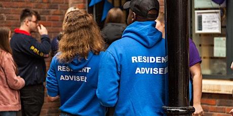 Residential Adviser Conference 2021 - Staff registration tickets