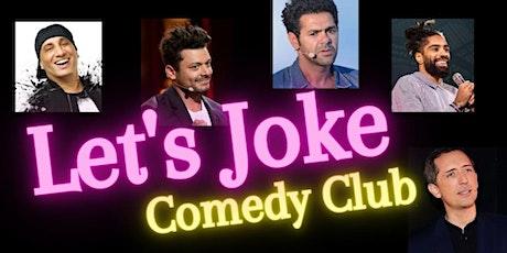 JOKE COMEDY CLUB billets
