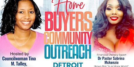 Detriit Home Buyers Workshop tickets