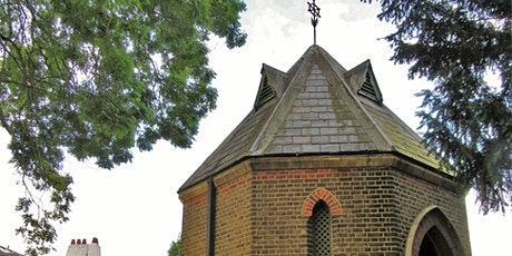 Margravine Cemetery Guided Walk with Bob Stephenson tickets