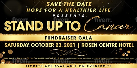 STAND UP TO CANCER GALA tickets
