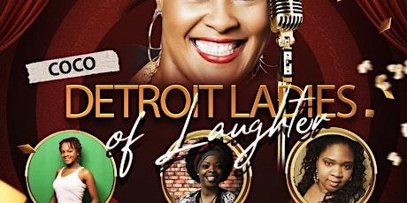 Detroit Ladies of Laughter Brunch tickets