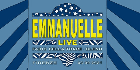 EMMANUELLE Live • BioRitmo @ Chalet Fontana biglietti