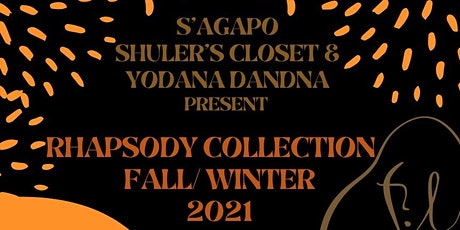 Rhapsody Collection Fall/Winter 2021 Fashion Show tickets