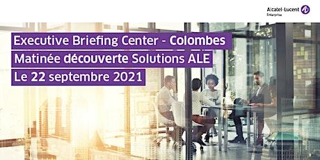 Matinée découverte Solutions Alcatel-Lucent Enterprise tickets