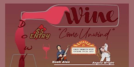 Wine Down Wednesday presents Singer/Songwriter Night tickets