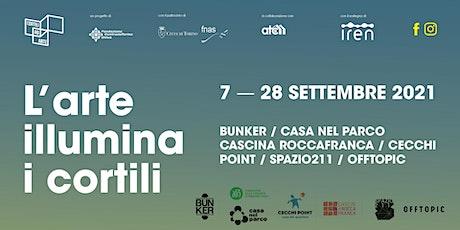 """Ambra G. Bergamasco """"Rosa e Pietra"""" @ Cecchi Point (Cortili ad Arte 2021) biglietti"""
