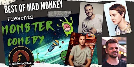 Best of Mad Monkey Comedy in Prenzlauer Berg Tickets