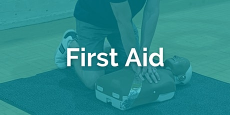 Level 3 Emergency First Aid at Work - North tickets