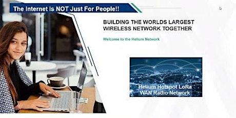 Estonia Webinar: New Wealth Niche = Blockchain + IoT + Crypto + Free Miner tickets
