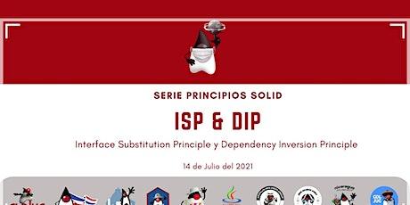 Serie Principios SOLID- ISP Y DIP biglietti