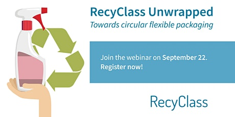 RecyClass Unwrapped: Towards circular flexible packaging tickets