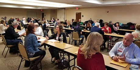 MEGA Musical Chairs Speed Networking Event - Brunswick County - Sept 2021 tickets