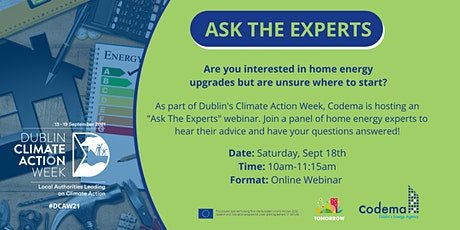 Ask The Experts: Live Q&A tickets