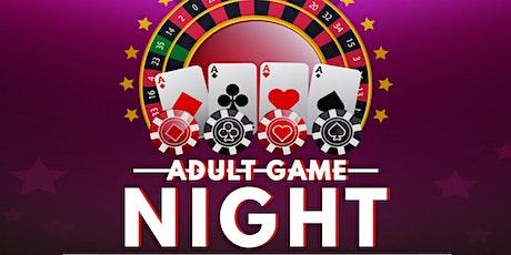 ADULT GAME NIGHT VIRGO EDITION tickets