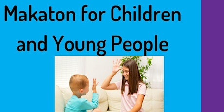 Makaton for children and young people tickets