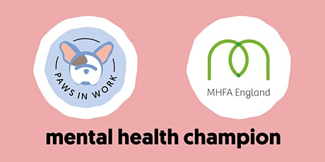 Online 'MHFA Champion' Course (MHFA England) tickets
