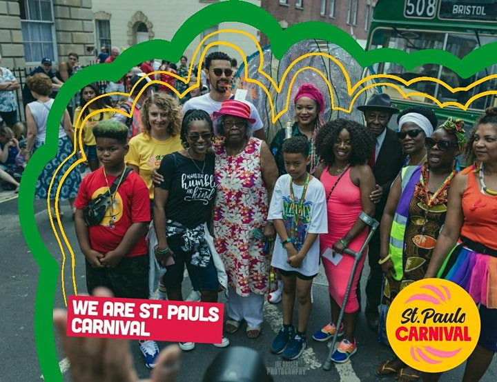 St Pauls Carnival presents Windrush Library image