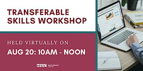 Transferable Skills Workshop tickets