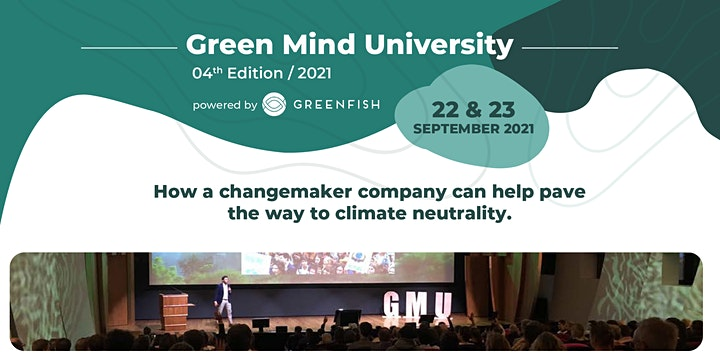 GREEN MIND UNIVERSITY - 4th EDITION image