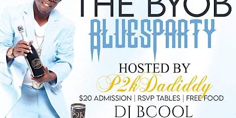 The BYOB Blues Party tickets