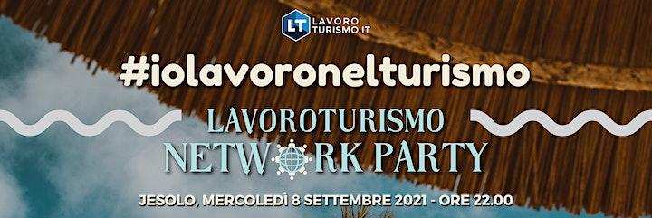 Immagine #iolavoronelturismo - LavoroTurismo Network Party