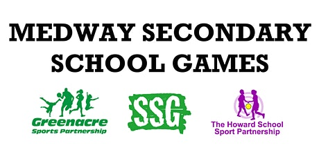 Medway SSG Cross Country Event.  Competitive Me - Team Work tickets