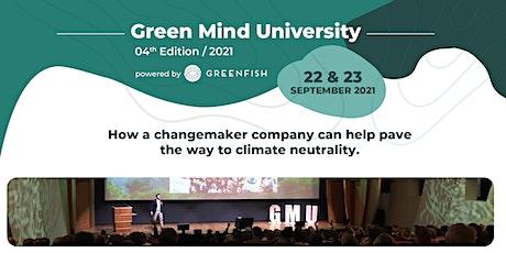 GREEN MIND UNIVERSITY - 4th EDITION tickets