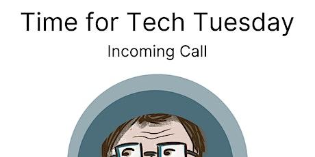 Beginner Tech Tuesday tickets