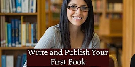 Book Writing & Publishing Masterclass -Passion2Published — Mobile  bilhetes