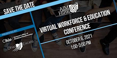 Aim Hire: Workforce and Education Conference biglietti
