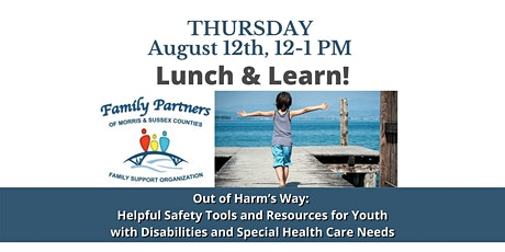 Safety Tips for Youth with Disabilities and Special Health Care Needs tickets